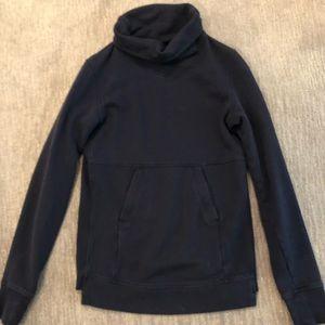 Navy Lululemon pullover